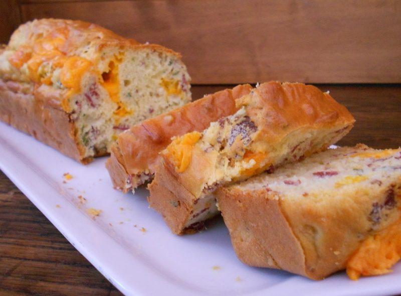 Cake au canard et à l'orange